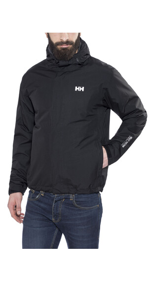 Helly Hansen Seven J Light Jas zwart